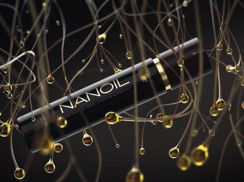 Haaröl Nanoil – dreifache Genialität